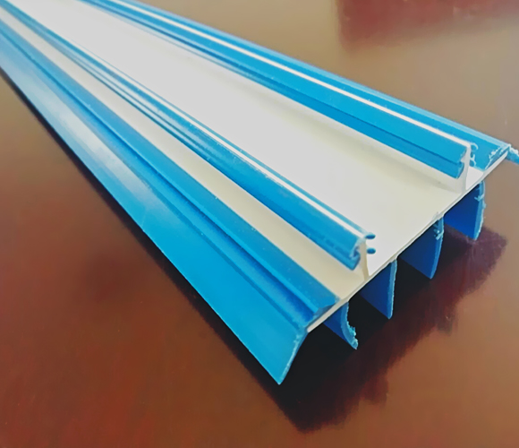 PVC sheet has good chemical stability