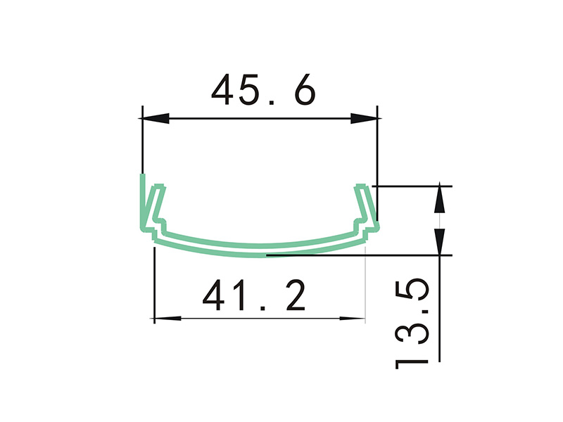 CT-PVC Fence Profiles and accessories