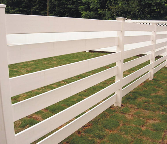 Pvc guardrail 6 big advantage
