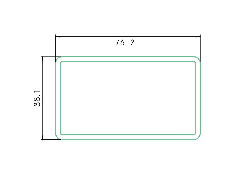 post 2 ALZ2-PVC Fence Profiles and accessories
