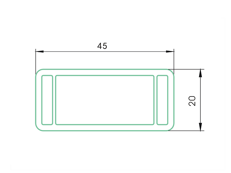 grate bar 3 AST3-PVC Fence Profiles and accessories